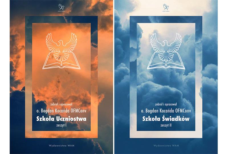 """""""Szkoła uczniostwa"""" i """"Szkoła świadków"""" o. Bogdana Kocańdy OFMConv"""