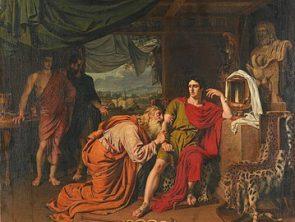 Kilka słów o królu Priamie